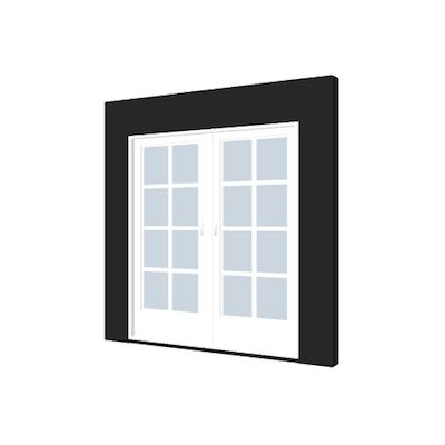 Door - Double (96x96x6.5)