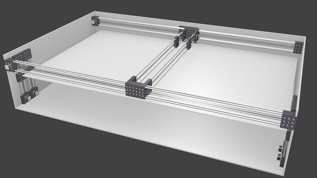 3D Printer Construction Set Workshop – April 29, 2017 – Open